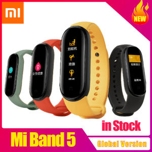 Xiaomi Health-Activity-Tracker Watches Mi-Band Smart Bracelet Sport Waterproof Women