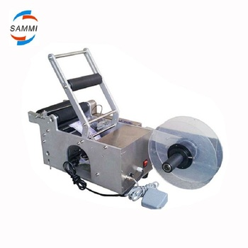 Semi-automatic labeling machine shipping cost