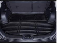 Для Suzuki Vitara 2015 2016 2017 2018 - 2020 автомобильный Стайлинг Автомобильная Задняя подкладка Багажника Грузовой коврик лоток напольный ковер грязевой...