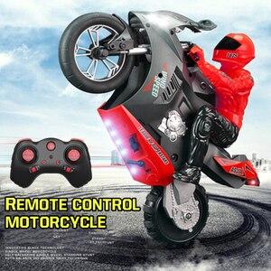 1:6 Super RC Moto Electric Rem