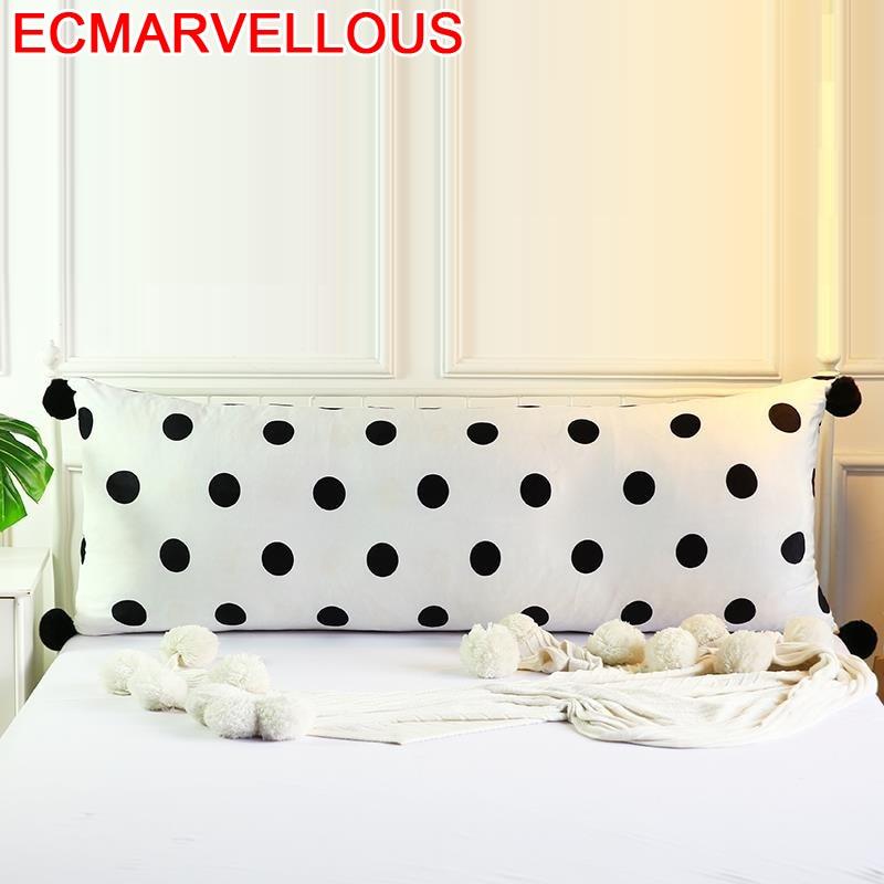 Sierkussen Voor Op De Bank Almofada Decorativa Decoracion Cojin Cusion Sofa Big Pillow Cojine Home Decor Back Headboard Cushion
