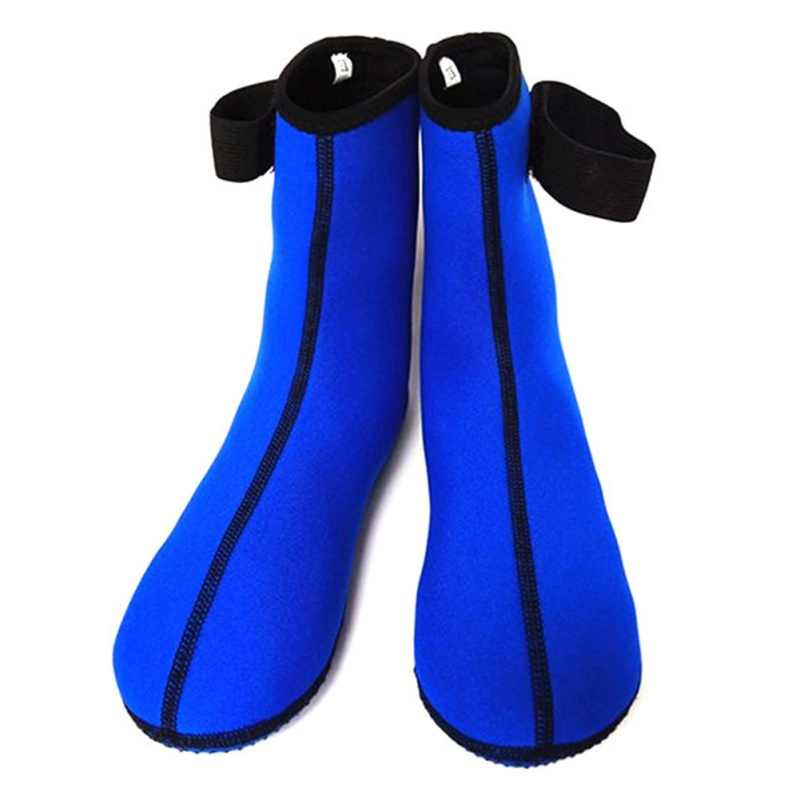 3MM Thick Keep Warm Snorkeling Shoes Scuba Diving Socks Beach Boots Wetsuit Anti Scratch Non-slip Warmer Swimming Seaside