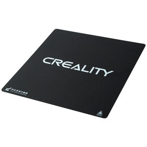 Image 3 - Creality 310X320/410*410/510X510X1mm Frosted HeatBed Hot Bed Platform Sticker For CR 10S pro CR 10S4 S5 3D Printer