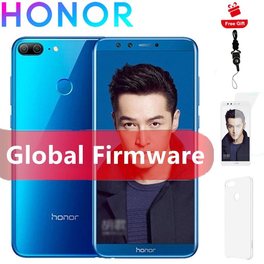 Honor 9 Lite смартфон, 3 Гб оперативной памяти, Оперативная память 32GB Встроенная память 5,65 дюйма, разрешение Full Экран 18:9 Octa Core 13.0MP Android 8,0 функция от...