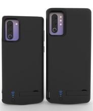 5000/6000 Mah Shockproof Battery Charger Case Voor Samsung Galaxy Note 10 Plus Usb Power Bank Case Uitgebreide Batterij beugel Cover