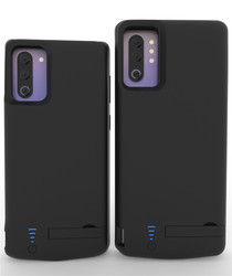 5000/6000mAh shockproof Battery Charger Case For Samsung Galaxy Note 10 Plus USB Power Bank Case Extended Battery Bracket Cover