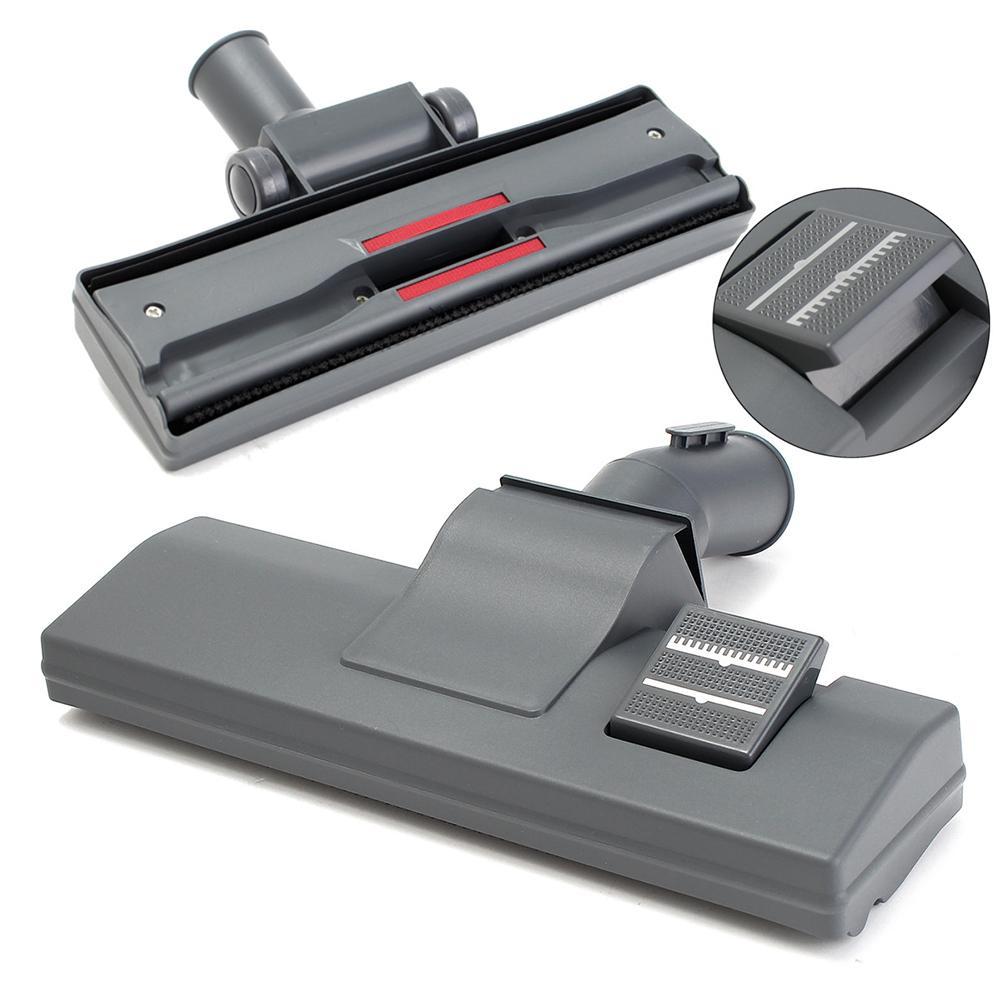 32mm Universal Durable Carpet Floor Brush Dual Use Head Vacuum Cleaner Accessory  Parts Midea Vacuum Cleaner Head