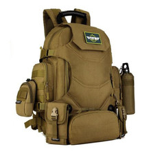 Outdoor Military Hunting Bags mens backpack 40L 14 inch waterproof laptop wearproof multifunctional bag hot new women