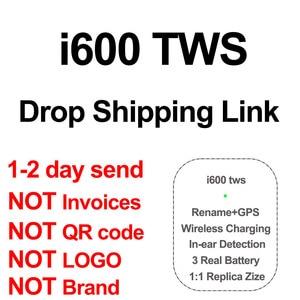 i600 TWS Bluetooth Earphone Wi