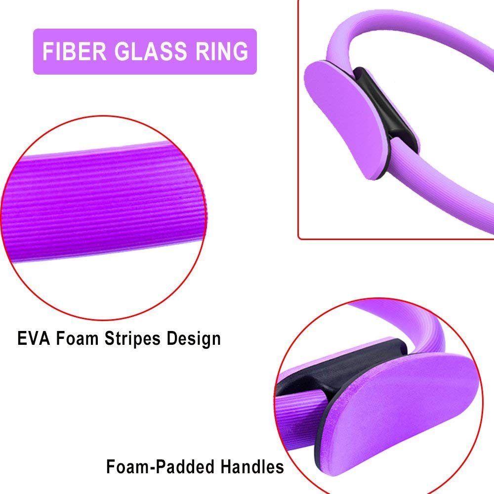 Circle Fitness Magic Ring for Women Womens Accessories