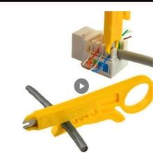 Мини-плоскогубцы, резак для кабеля, портативные щипцы, инструмент для зачистки терминала, автоматический проводной карманный многофункциональный инструмент для зачистки проводов