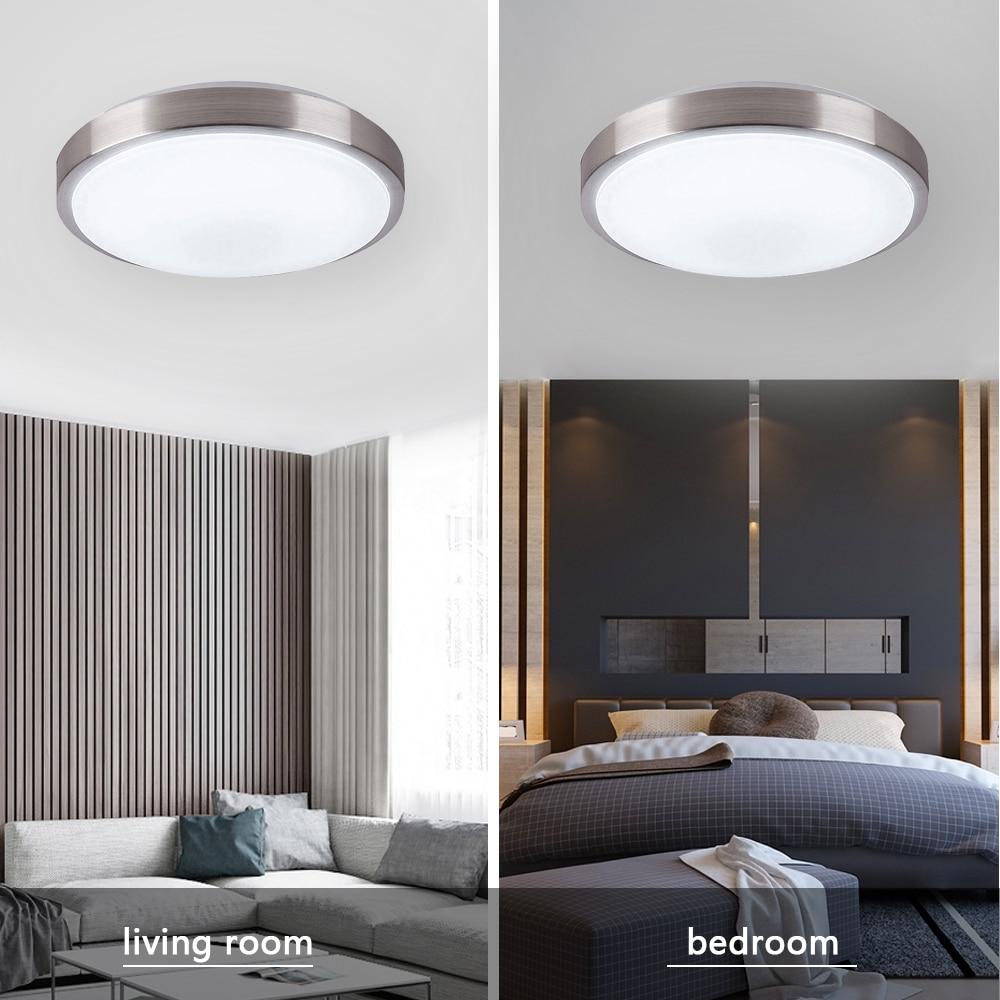 lustre led para teto luminaria de teto 04