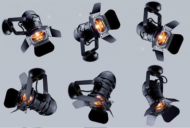 Director Floor Lamp 6
