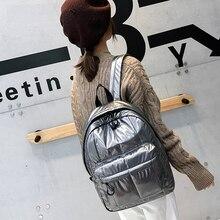 Backpack Waterproof Rucksack Lightweight Nylon Women School-Bag Female Students Fashion