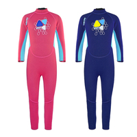 Kids Neoprene Wetsuit Full Body Warm Thermal Swimsuit Quick Dry Rash Guard for Boys Girls Youth Teens MultiColors & Sizes