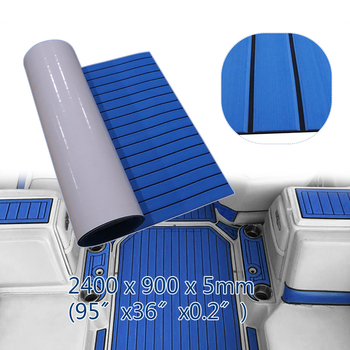 240cmx90cm Self Adhesive EVA Foam Marine Flooring
