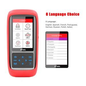 Image 3 - أداة تشخيص السيارات الأصلية Xtool X100 Pro2 أداة برمجة مفتاح وحدة التحكم الإلكترونية OBD2 عداد المسافات تصحيح الأميال X100 Pro 2 OBD 2 OBD2 أداة تشخيص السيارات