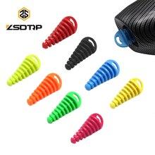 Pipe-Protector Tailpipe Exhaust-Silencer-Muffler Motocross PVC ZSDTRP 15-38MM Wash-Plug