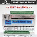 XHC MK4 Mach3 breakout board 3 axis USB карта управления движением 2 МГц Поддержка windows 7 10
