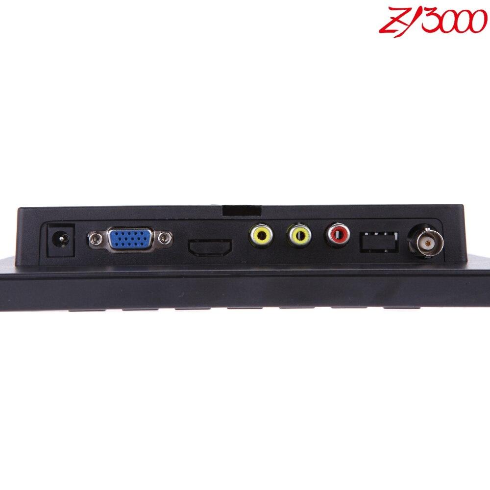 Новый 8 дюймов 4:3 СВЕТОДИОДНЫЙ монитор широкий экран HD монитор ЖК BNC видео монитор - 4
