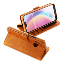 For huawei p20 Leather flip case lite phone for pro cases cover wallet card holder book