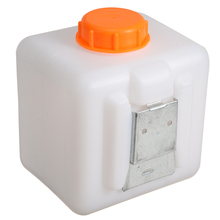 1 pcs Fuel Tank 5.5L Oil Gasoline Petrol Plastic Storage Canister Water Tank For Boat Car Truck Parking Heater Accessories henglong 3850 3 1 10 rc nitro turbulent elders truck parts oil tank fuel tank