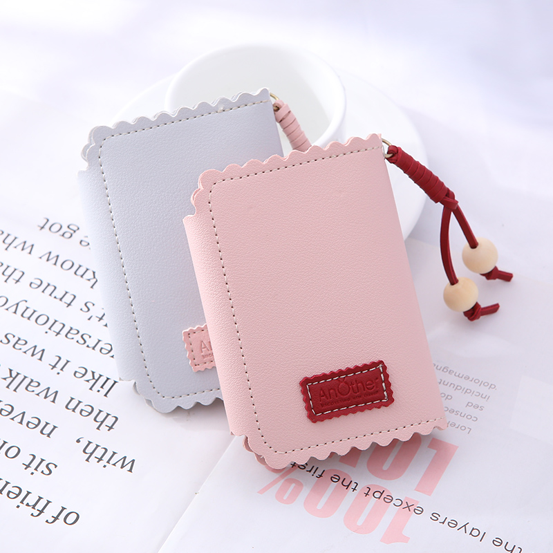 2019 Fashion Car Key Holders Housekeeper For Women Girl Female Key Bag Multifunctional Home Keychain Case Wallet 2 Card Holder