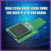 16GB / 32GB/ 64GB/ 128GB eMMC Moudle for Rock Pi