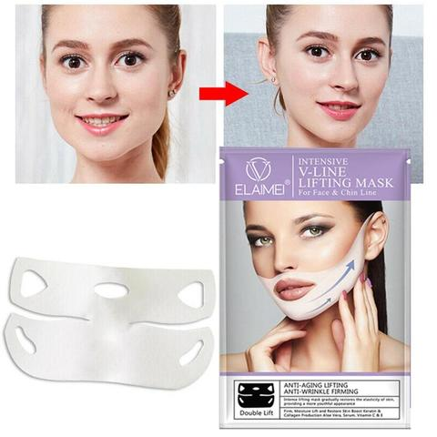 Face Slimming Face Care Tools Thin Skin Care Face Mask Chin Double Beauty Treatment Cellulite Women Skin Health Anti B7Q5 Karachi