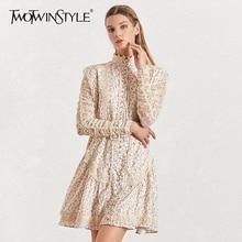 Women Sleeve TWOTWINSTYLE Mini