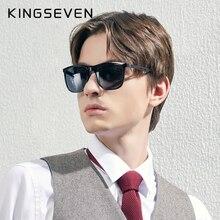 KINGSEVEN 2021 BOUTIQUE TR90 Frame Aluminium Men's Sunglasse