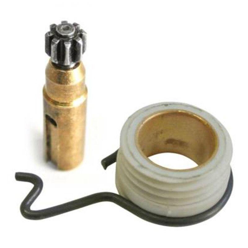 Bomba De Aceite y gusano para STIHL 021 023 025 ms210 ms230 ms250 sierra De cadena Bomba De Aceite 2019 gran oferta
