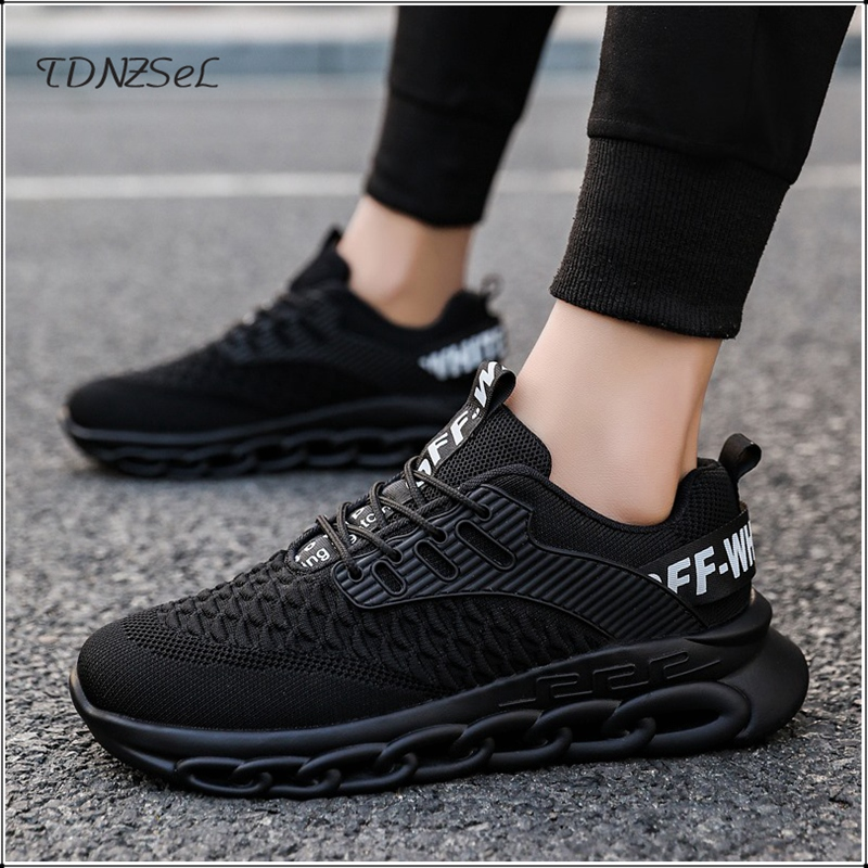 2020 Sneakers Outdoor New Arrival Mesh Men Casual Shoes Fashion Summer Autumn Breathable Adult Zapatillas Men Casual Shoes Trend