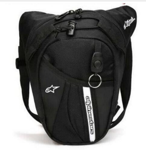 2020 новая мотоциклетная обувь из водонепроницаемого материала для ног сумка поясная сумка Мобильный телефон портмоне документы, для езды на...