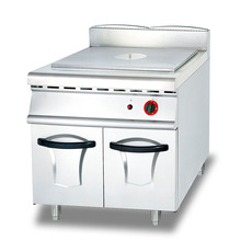 LPG/LNG Gas Type Vertical Steak Meat Frying Stove Temperature Control Stainless Steel Commercial Western Kitchen Equipment Fast