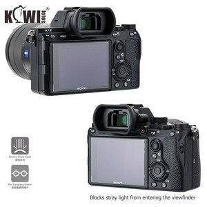 Image 4 - Máy Ảnh Ống Ngắm Eyecup Kính Mắt Cup Dành Cho Sony A7RIV A7RIII A7III A7RII A7SII A7II A7R A7S A7 A9 A9II A99II thay Thế FDA EP18