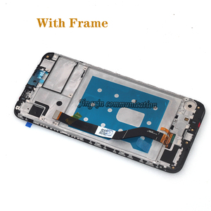 """Image 4 - 6.3 """"화웨이 Y7 2019 LCD + 터치 스크린 디지타이저에 대한 원래 디스플레이 화웨이 Y7 프라임 2019 LCD 수리 부품 무료 게시물 교체"""