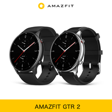 Amazfit GTR 2 Smartwatch 14 Days Battery Life 5ATM Confident Time Control Sleep Monitoring Smart Watch For Android iOS Phone