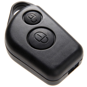 Image 5 - 2 לחצנים מרחוק מפתח Fob Case Shell Fit עבור סיטרואן Saxo ברלינגו פיקאסו קסארה Peugeot 306 307 406 החלפת רכב מכסה