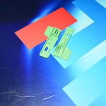 2pcs Green Lever Handle  A293-3282 B247-3282  B2473282 For Toner Bottle for Ricoh Aficio 1060 1075 2051 2060 2075 MP7500