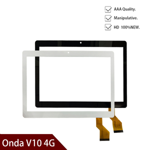 """Original Touch Screen 10.1"""" for Onda V10 4G Tablet Touch Panel Digitizer Glass Sensor Onda V10 touch Replacement Free Shipping(China)"""