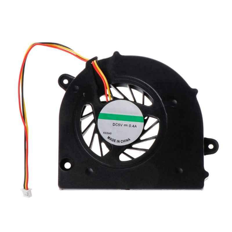 CPU soğutma fanı dizüstü PEM soğutucu Toshiba Satellite L500 L505 L555 serisi F0235