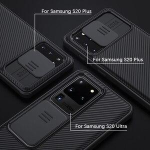 Image 2 - Per Samsung Galaxy S20/S20 Plus /S20 custodia per telefono Ultra A51 A71, custodia protettiva per fotocamera NILLKIN custodia protettiva per obiettivo