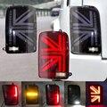 Cветодиодный задний фонарь для Лада Нива 4X4, светодиодный задний фонарь с ходовым поворотным сигналом PMMA/ABS пластик для Lada Niva 4X4 1995, функциона...