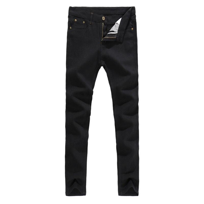2019 New Free Shipping Fashion Black Color Slim Straight Leisure & Casual Brand Jeans Men,Hot Sale Denim Cotton Men Jeans 28-38