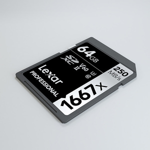 Image 5 - Lexar carte de visite memoire Carte SD 150 mo/s mini Tarjeta Carte SD 64 GB 32 GB Kaart 1667x cartes UHS II tablette U3 Carte mémoire Flash pour appareil photo numérique 3D 4K carte sd 32 gb 64 gb
