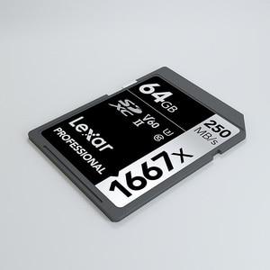 Image 5 - ليكسر بطاقة SD 150 برميل/الثانية Tarjeta كارت SD 64 GB 32 GB Kaart 1667x بطاقات UHS II اللوحي U3 بطاقة ذاكرة فلاش ل ثلاثية الأبعاد 4K كاميرا رقمية
