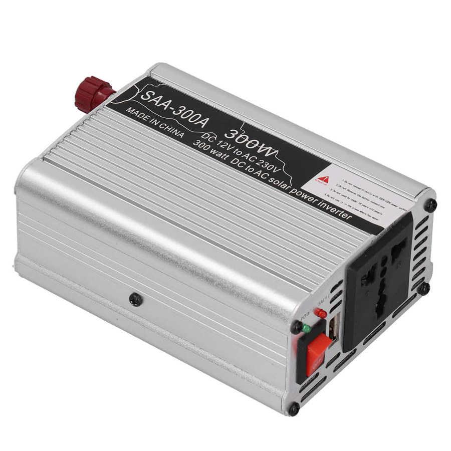 Inversor de energia do carregador dc12v para