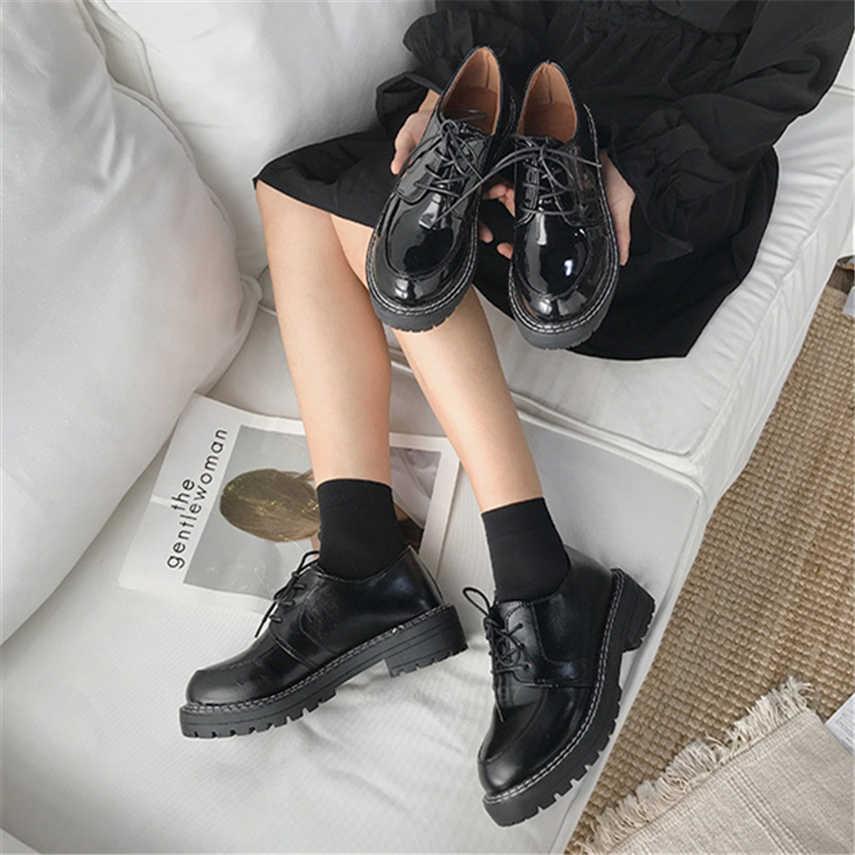 Japanese School Uniform shoes Jk