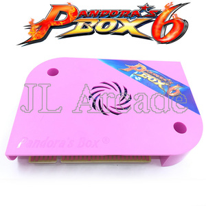 Image 4 - Pandora Box 6 1300 Jamma Board Pcb Voor Arcade Machine Ondersteuning Crt Cga Hdmi Kan Downloaden Fba Mame PS1 Game 3D Console